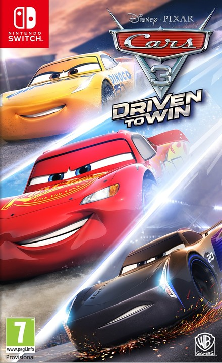Cars 3: Driven to Win (SWITCH)