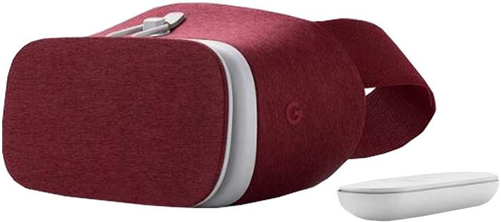 Google Daydream red