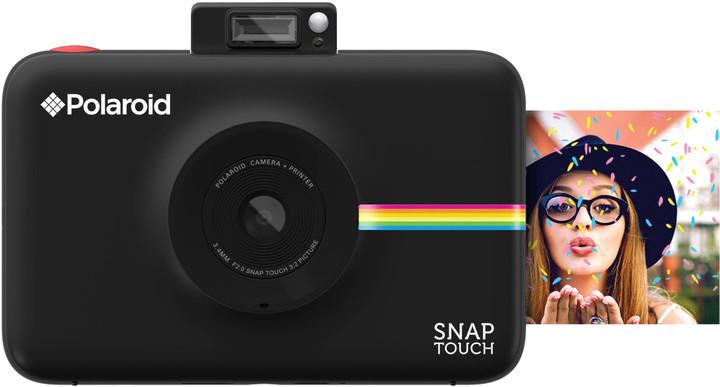 Polaroid SNAP TOUCH Instant Digital, černá