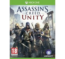 Assassin's Creed: Unity (Xbox ONE) - 3307215786123