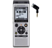 Olympus WS-852, stříbrná + mono mikrofon ME-52 - V415121SE020