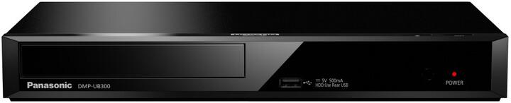 Panasonic DMP-UB300, černá
