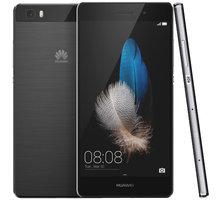 Huawei P8 Lite, Dual SIM, černá - SP-P8LITEDSBOM + Zdarma GSM reproduktor Accent Funky Sound, modrá (v ceně 299,-)