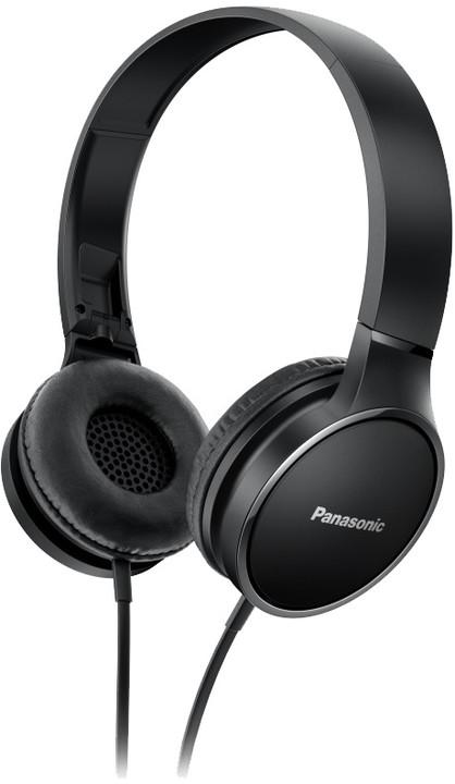 Panasonic RP-HF300E, černá