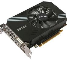 Zotac GeForce GTX 1060, 3GB GDDR5 - ZT-P10610A-10L + Tričko nVidia Game Ready