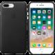 Apple kožený kryt na iPhone 8 Plus / 7 Plus, černá