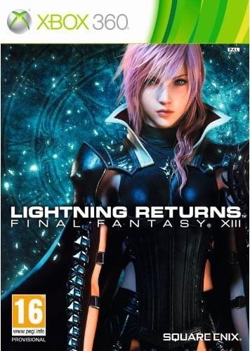Lightning Returns: Final Fantasy XIII - X360