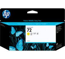 HP 72 žlutá - C9373A