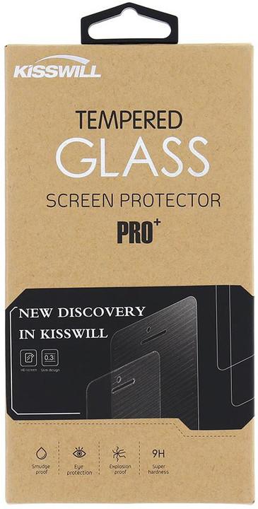 Kisswill Tvrzené sklo 0.3 mm pro Huawei P10
