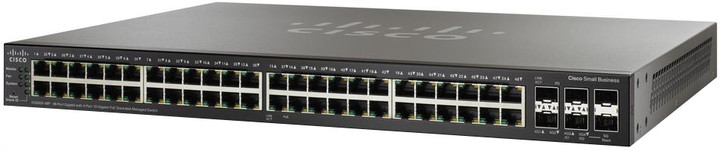 Cisco switch SG500X-48P