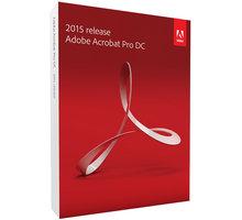 Adobe Acrobat Pro DC (12) ENG WIN upgrade z verzí 10 a 11 - 65257656
