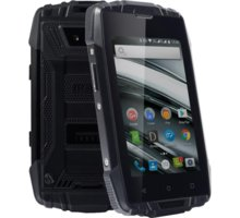 myPhone HAMMER IRON 2, černá - TELMYAHIRON2BK + Zdarma čepice Nike v ceně 490,-