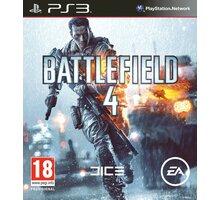 Battlefield 4 - PS3 - EAP30205