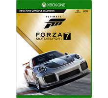 Forza Motorsport 7 - Ultimate Edition (Xbox ONE) + Model auta Porsche 911 GT2 RS, 1/43