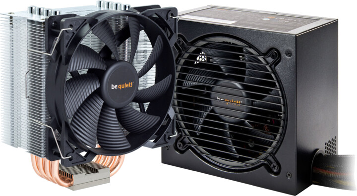 Be quiet! Pure Power 9 - 600W