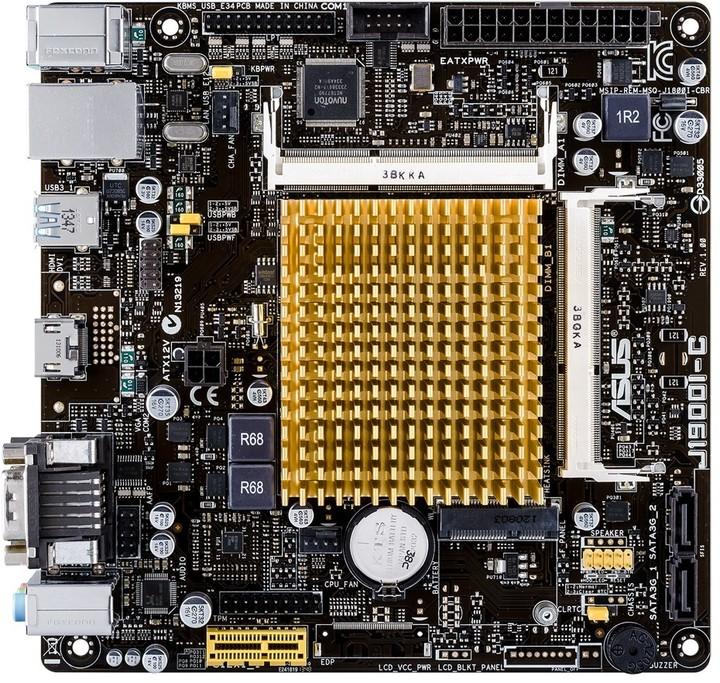 ASUS J1900I-C - Intel J1900