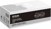Epson C13S050710 - černá, double pack