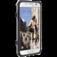 UAG card case Scout, black - Galaxy S7