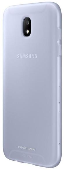Samsung Galaxy J5 silikonový zadní kryt, Jelly Cover, modrý