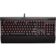 Corsair Gaming K70 RED LED + Cherry MX RED, NA