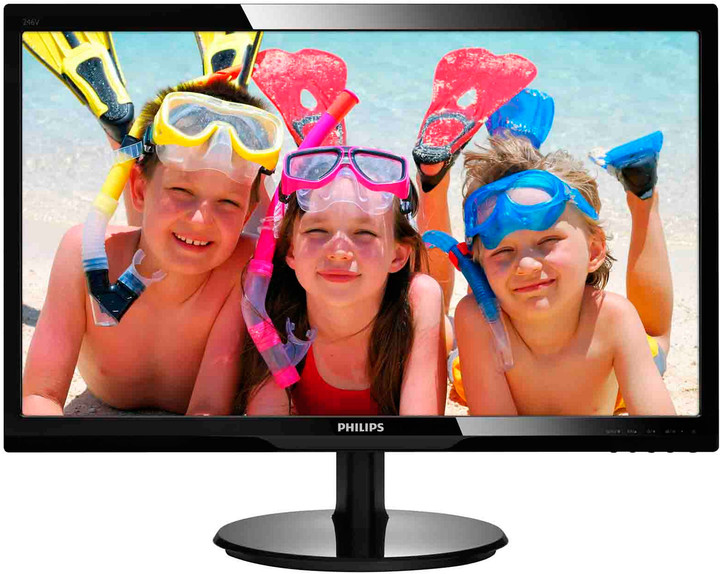 Philips 246V5LSB - LED monitor 24""
