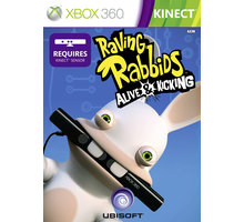 Raving Rabbids Alive and Kicking (Xbox 360) - USX21799