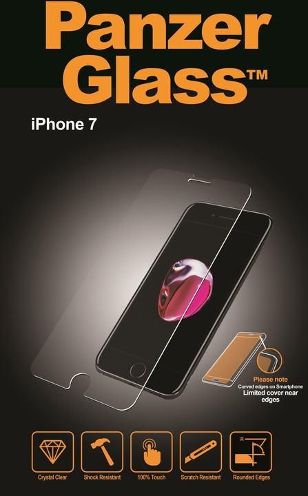 PanzerGlass ochranné sklo na displej pro iPhone 6/6s/7/8