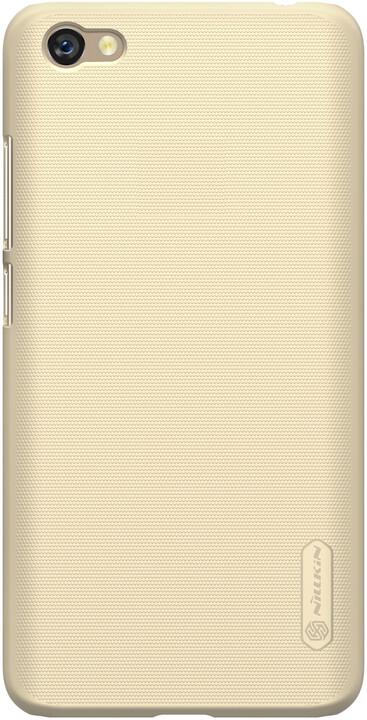 Nillkin Super Frosted Zadní Kryt Gold pro Xiaomi Redmi Note 5A