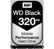 WD Black (LPLX) - 320GB - WD3200LPLX