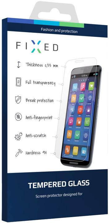 FIXED ochranné tvrzené sklo pro Lenovo A5000, 0.33 mm