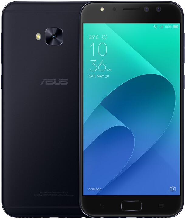 ASUS ZenFone 4 Selfie Pro ZD552KL-5A001WW, černá
