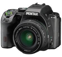 Pentax K-S2, černá + DAL 18-50mm WR + DAL 50-200mm WR - 11609