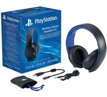 PlayStation - Wireless Stereo Headset 2.0, černá - PS719281788