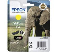 Epson C13T24244010, žlutá