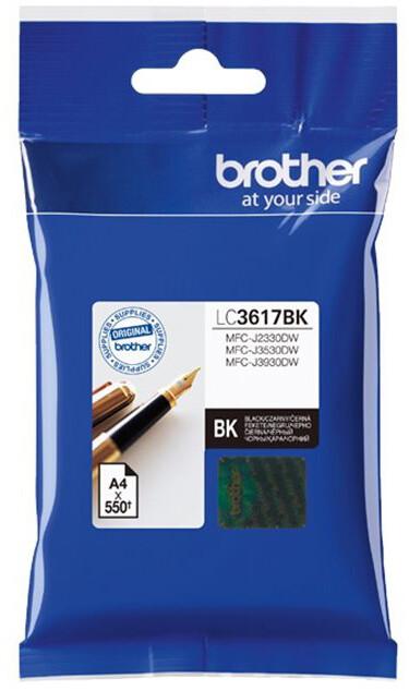Brother LC3617BK, černý