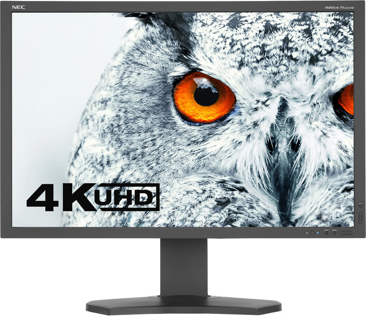 NEC MultiSync PA322UHD - 4K LED monitor 32""