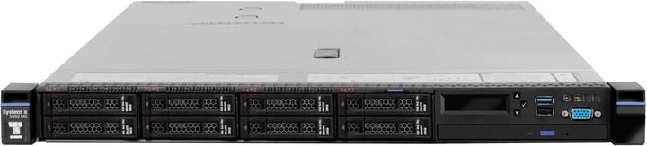 Lenovo System x Topseller x3550 M5 /E5-2670v3/16GB/Bez HDD/1x750W/Rack