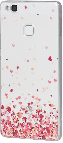 EPICO pružný plastový kryt pro Huawei P9 Lite FLYING HEART
