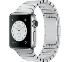 Apple Watch 2 38mm Stainless Steel Case with Silver Link Bracelet - MNP52CN/A