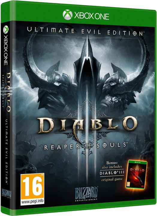 Diablo III: Reaper of Souls - Ultimate Evil Edition - XONE