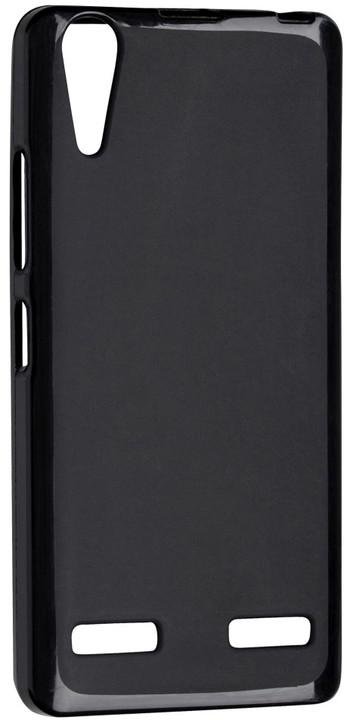 FIXED TPU gelové pouzdro pro Lenovo A6010, černá