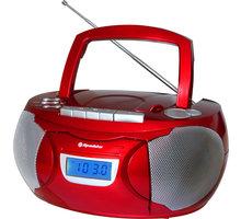 Roadstar RCR-3650UMP RD, červená