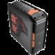 AeroCool XPredator X3 Evil Black Edition (Black/Orange)