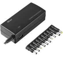 Trust Plug&Go 125W Notebook Power Adapter - 16891
