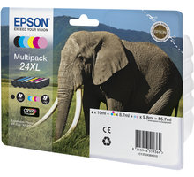 Epson C13T24384010 C/M/Y/K/LC/LM MultiPack