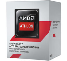 AMD Athlon X4 5370 - AD5370JAHMBOX