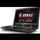 MSI GT72VR 6RD-201CZ Dominator Tobii, černá