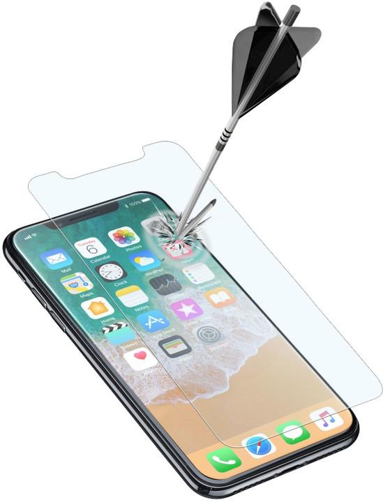 CellularLine Glass ochranné tvrzené sklo pro Apple iPhone X