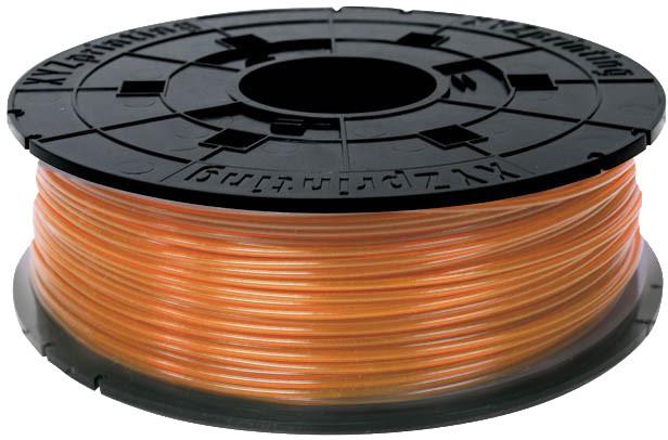 XYZprinting Filament PLA (NFC) Clear Tangerine 600g (Junior)