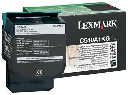 Lexmark C540X71G, černá
